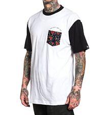 Sullen Clothing Desire Tattoo Ink White Black Adult Mens T Tee Shirt SCM1266