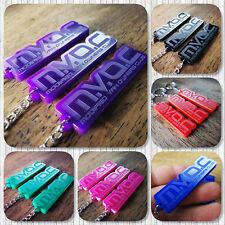 M.V.O.C - MODIFIED VAN OWNERS CLUB - Custom Made Keyrings - 6 Colours
