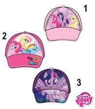 Disney My Little Pony Cap Basecap Kappe Mütze Kopfbedeckung 52 - 54