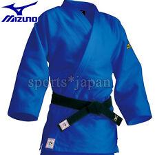 Mizuno JAPAN Judo gi Blue Jacket Judogi 2017 IJF Official Approved 22JM5A1527