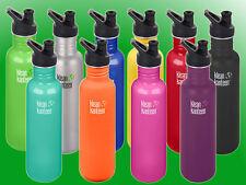 Klean Kanteen® Classic mit Sport Cap  532ml / 18oz - Wanderflasche, Trinkflasche