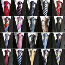 Herren Krawatte Breit Seide Schlips Klassisch Hochzeit Business Binder BWTHZ019