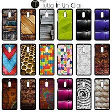 Custodia cover RIGIDA NERA per Nokia 6 -sb  Design _683_700