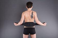 Tourmaline rechauffe-dos, chauffe-reins , mouvement bandage, support dos