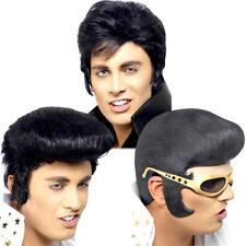 Pelucas De Elvis Para hombre vestido elegante Rock N Roll 50s Celebridad adultos accesorios de vestuario