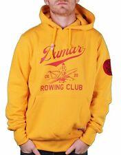 Hawke & dumar ROWING Club Remo barco rojo amarillo Sudadera Con Capucha