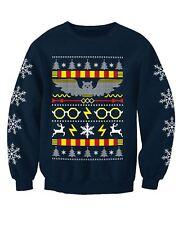 Harry Potter Inspired Movie Christmas Jumper Sweatshirt