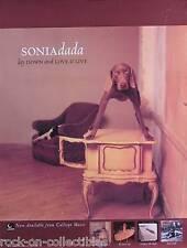 SONIA DADA 1999 LAY DOWN & LOVE IT LIVE PROMO POSTER