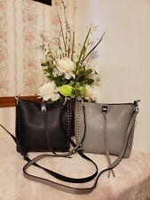 Rebecca Minkoff Small Darren Leather Feed Bag crossbody $245