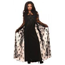 Vampire Costume Adult Gothic Vampiress Halloween Fancy Dress
