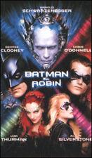 Batman e Robin (1997) VHS Warner   1a Ed.