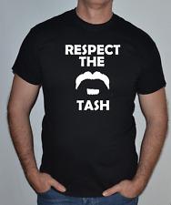 Respect The barba, Movember, The baffi, divertente T SHIRT
