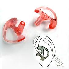Soft Ear Bud Plug Mold Aid Tips for Acoustic Tube Earpiece Headset Earphone