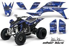 AMR RACING NEW ATV GRAPHIC OFF ROAD DECAL STICKER KIT YAMAHA YFZ 450 04-08 SHKU