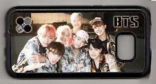BTS cell case - Samsung Galaxy Korean Jeon Park V Suga Jin J-Hope K Pop