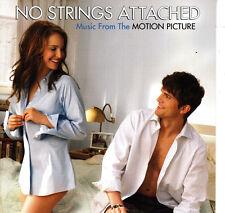 No Strings Attached-2011-Original Movie Soundtrack- CD