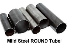 Mild Steel ROUND Tube 76.1mm - 150mm Diameter - 12 Popular Pre Cut Lengths