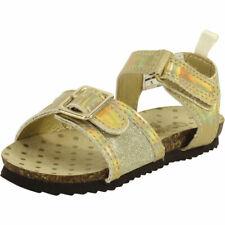 OshKosh B'gosh Little Girl's Britt Gold Sparkle Sandals Shoes