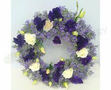 NEW Artificial Flowers/Plants Dockers Theme Floral Wreath 30cm / 50cm