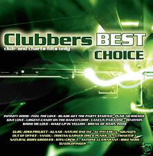 CD Clubbers Best Elección de Various Artists 2CDs