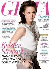 GIOIA,Kristen Stewart,Andrew Garfield Spider-Man,Mario Balotelli,Shirley MacLain