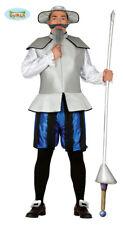 GUIRCA Costume cavaliere errante Don Chisciotte medievale carnevale mod. 84536