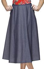 NEW Maiocchi Midi Skirt in Denim   RRP $199
