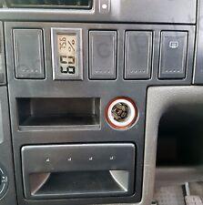 VW T4 EUROVAN Dash Blank Digital LCD Thermometer Temperature Gauge Fahrenheit
