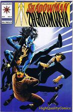 Shadowman #9 (Jan 1993, Acclaim / Valiant) NM