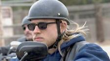 Sons of Anarchy Helmet WSB Jax SOA Beanie Helmet DOT Approved Matt Free shipping