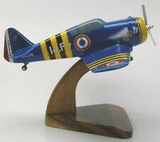 North American NA-68 Airplane Desktop Wood Model Large