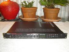 Roland GS-6, Digital Guitar Sound System, Vintage Rack