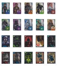 Star Wars Force Attax-Rogue One-Transparent/Sticker Cards 193-212 Pick