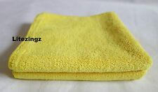 "2 4 6 12 24 36 72 Kirkland Microfibre cloths Extra Large 16""x16"" Premium Quality"
