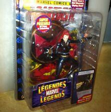 Marvel Legends Series 8 Black Widow Figure Avengers