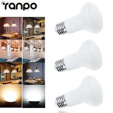 10W Dimmable LED Bulb Spotlight E27 E26 R63 5730 SMD 110V 220V Light Lamp Bright