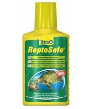 TETRA REPTO SAFE MAKES TAP WATER SAFE DECHLORINATOR REPTILE TURTLE TREATMENT