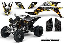 AMR RACING NEW ATV GRAPHIC OFF ROAD DECAL STICKER KIT YAMAHA YFZ 450 04-08 MHK