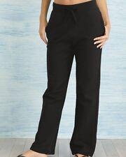 NEW Gildan - Heavy Blend™ Ladies' Missy Fit Open Bottom Sweatpants - 18400FL