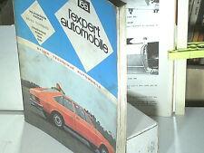 REVUE TECHNIQUE VOLKSWAGEN PASSAT L/LS/TS 1300/1500  1973/74 MECA.+CAROSSERIE