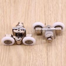 20mm Ersatz Türrolle Glastürrolle Rollenführung Duschtür Rollenrad Läufer