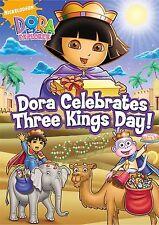 Dora the Explorer - Dora Celebrates Three Kings Day (DVD, 2008)