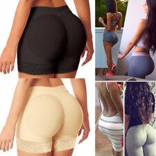 Womens Hip Enhancer Shaper Butt Lifter Push Up Bottom Padded Underwear Shapewear