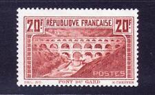 "FRANCE N° 262 Aa ""PONT DU GARD"" NEUFxxTTB, VALEUR:2300€"