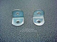 CORNER L SHAPE BRACE FIXING SELF SUPPORT ANGLE JOINT ZINC PLATED BRACKET 19MM