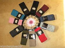Bonnie Doon Strumpfhosen Damen Cotton Tights uni Gr. S bis XL viele Farben neu
