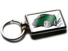 FIAT 2.0 TURBO Coupe Koolart Quality Chrome Keyring Picture Both Sides!