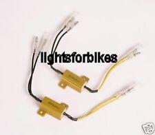 Widerstände für korrekte Blinkfrequenz LED Mini-Blinker