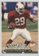 2000 Fleer Ultra #205 Adrian Murrell Arizona Cardinals Football Card
