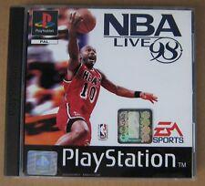 Videogame NBA LIVE 98 PSX PS1 PSONE USED - USATO
